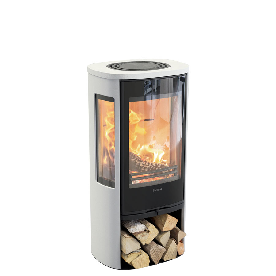 Wood burning stove Contura 856 Style