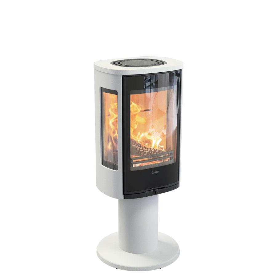 Wood burning stove Contura 886 Style