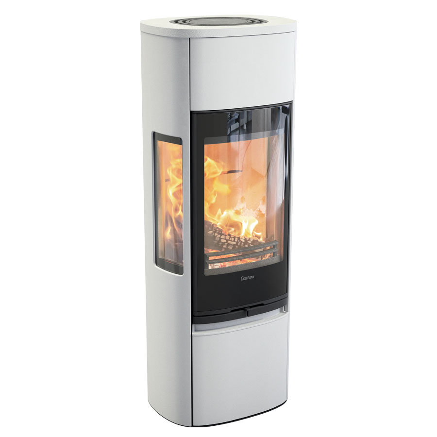 Wood burning stove Contura 896 Style