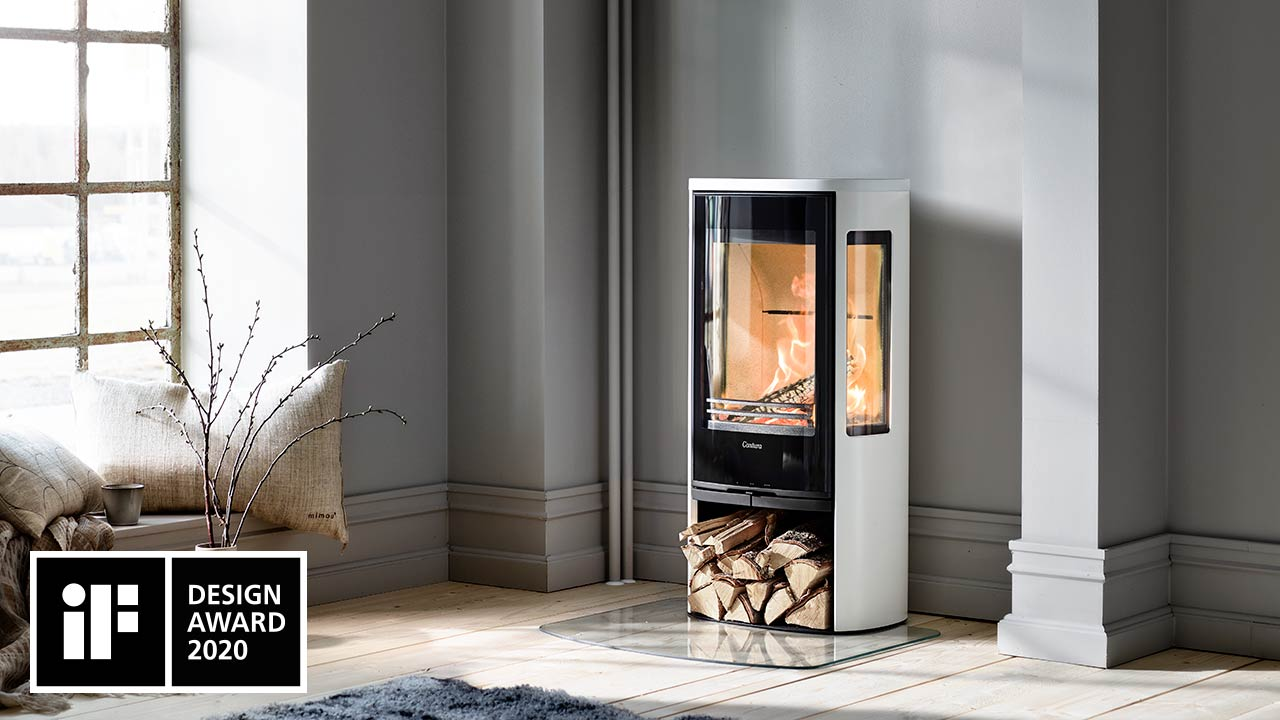 Contura 800 Style Red Dot Designaward 2020