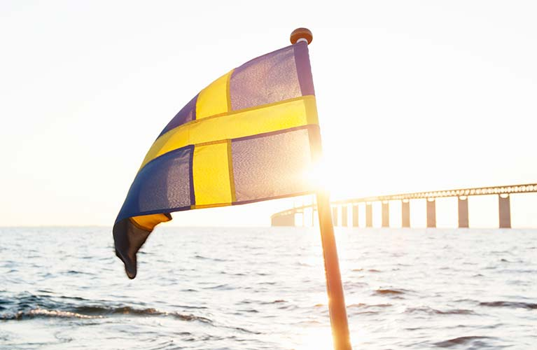 The peace of mind that comes with Swedish quality