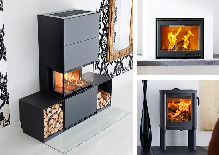 See our selection of Scandinavian wood stoves